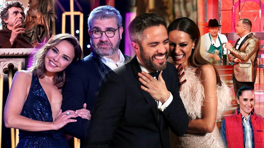 La Nochevieja 2020 en TV