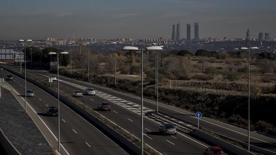 Madrid desactiva mañana todas las restricciones al tráfico por contaminación