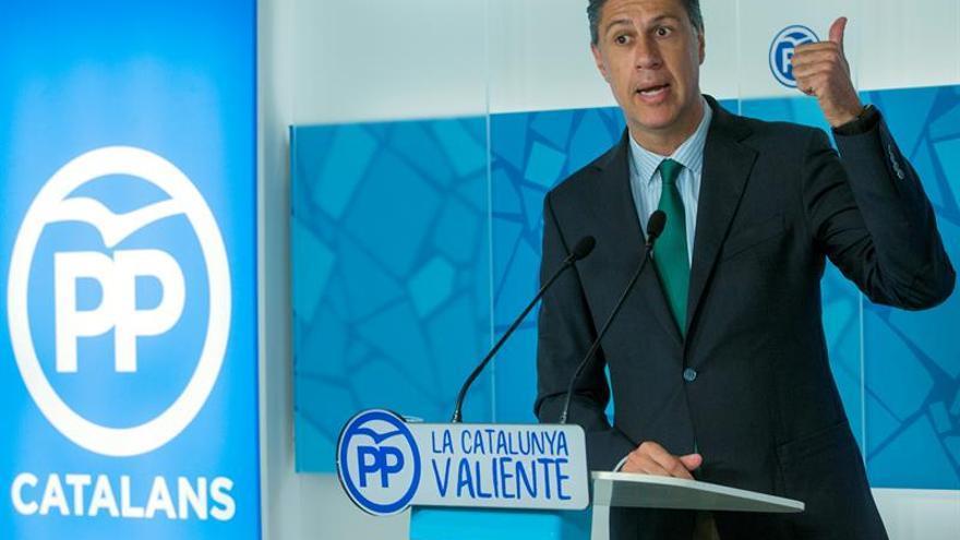 Albiol pide a PSOE y Cs que expliquen su plan para frenar el referéndum