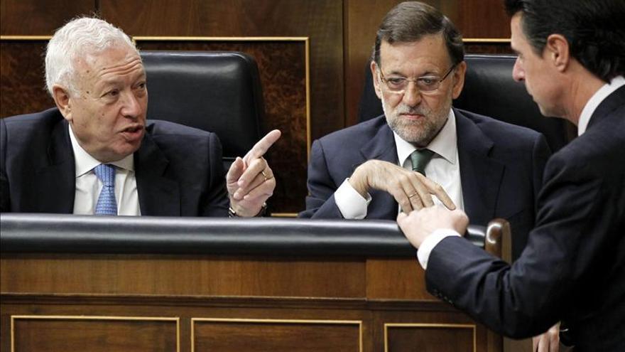 """Rajoy garantiza que España va """"a mejor"""" aunque sus medidas no son milagrosas"""