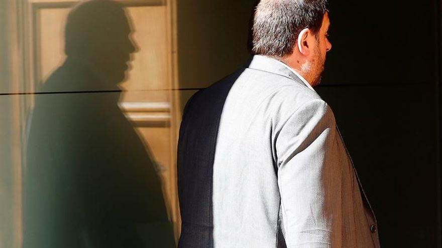 Junqueras da por hecho que ERC ganará en Cataluña y superará a En Comú Podem