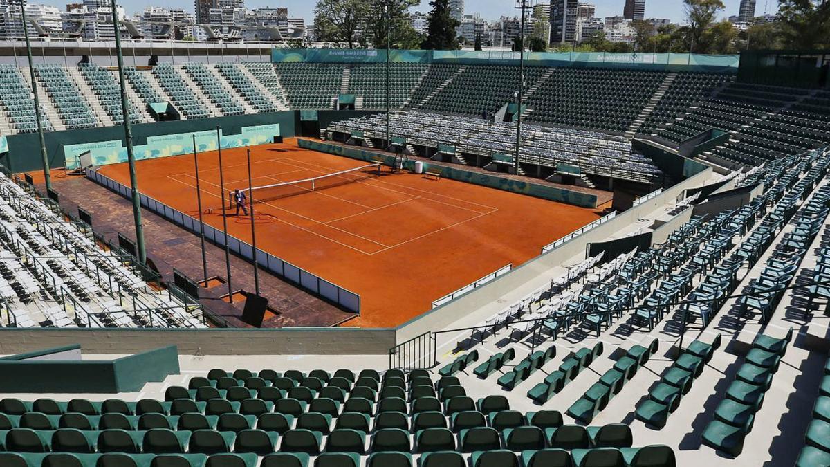 El Buenos Aires Lawn Tennis Club será sede de una nueva serie de Copa Davis.