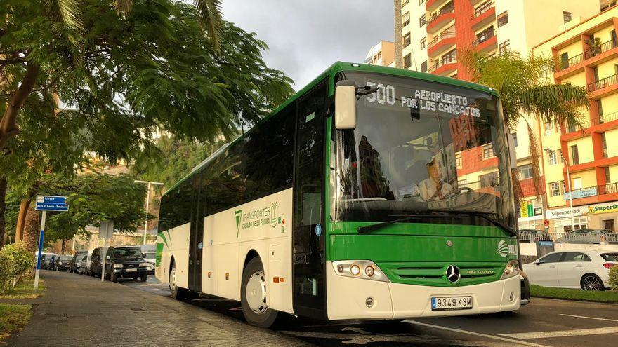 El Cabildo sustituye los bonos de transporte de residentes canarios en las modalidades de desempleados y especiales