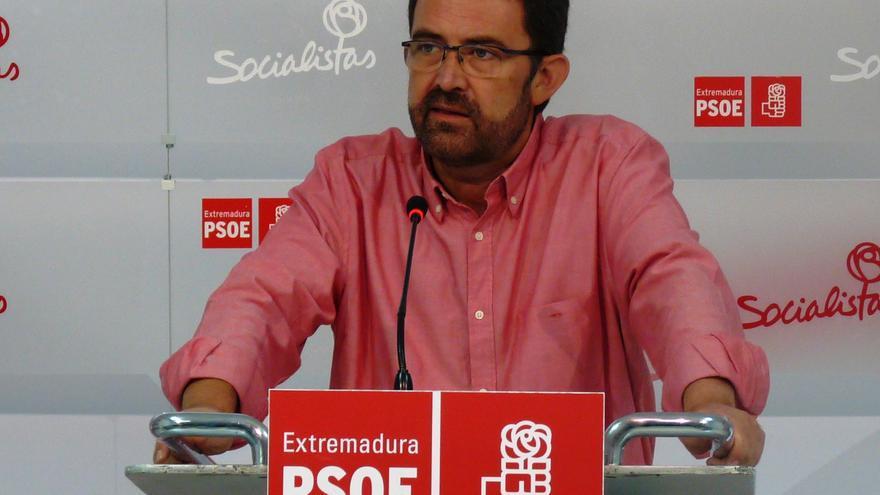 Miguel Bernal, PSOE Extremadura