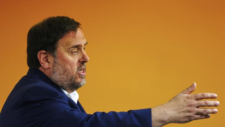 Junqueras: PSOE no ha destacado nunca por respetar la realidad plurinacional