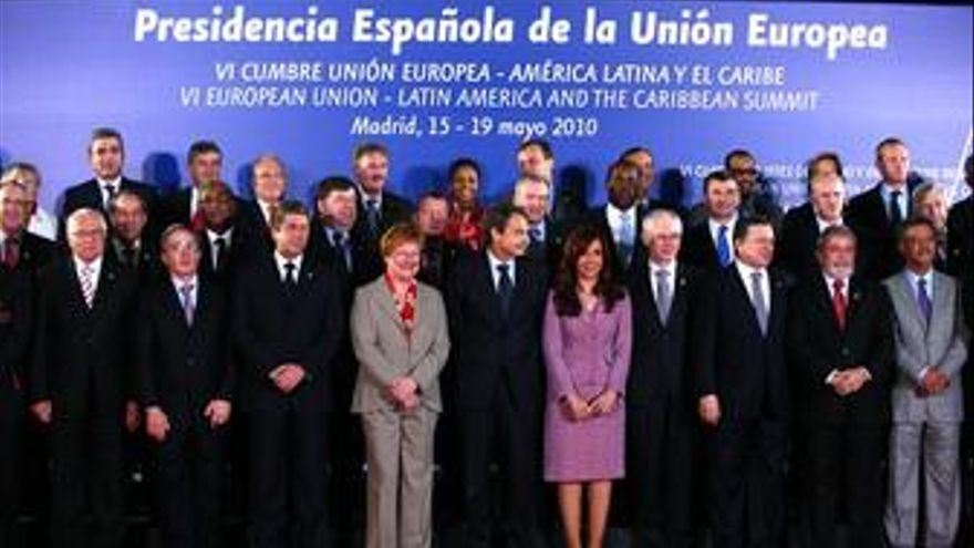Cumbre UE América Latina