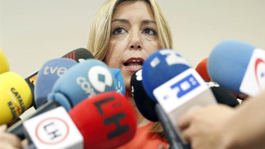 """Díaz defiende una """"mirada comprensiva"""" que permita nuevo encaje para Cataluña"""