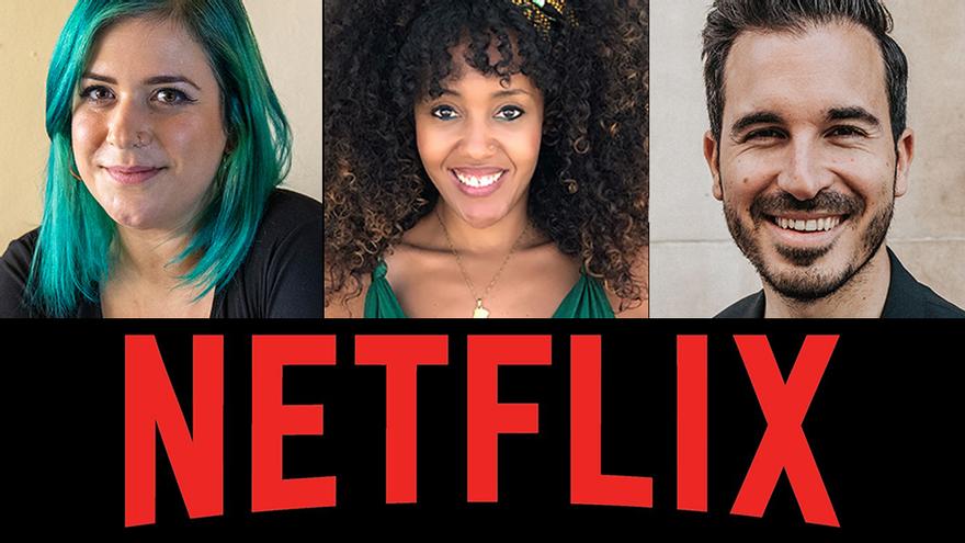 Netflix anuncia tres nuevas series españolas y amplía su centro de producción de Madrid