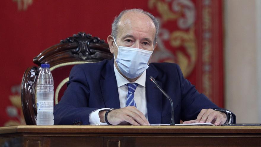 Campo subraya su respeto al Supremo: los indultos no son una pelea entre poderes