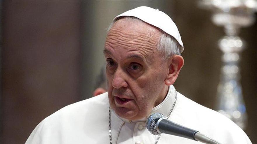 El papa dice hay que abandonar la cultura del bienestar para seguir a Jesús