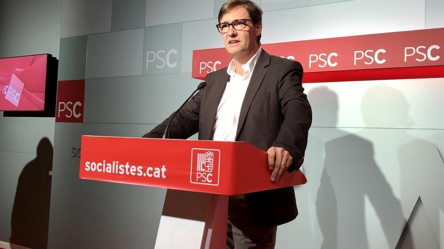 El PSC instruye a los ciudadanos para denunciar el uso de sus datos para censo y mesas