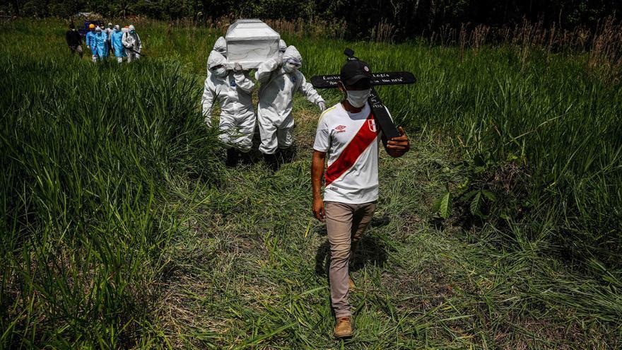 La medicina tradicional de la Amazonía, una herramienta crucial para tratar el Covid-19