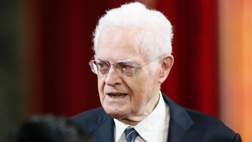 El político socialista Lionel Jospin.