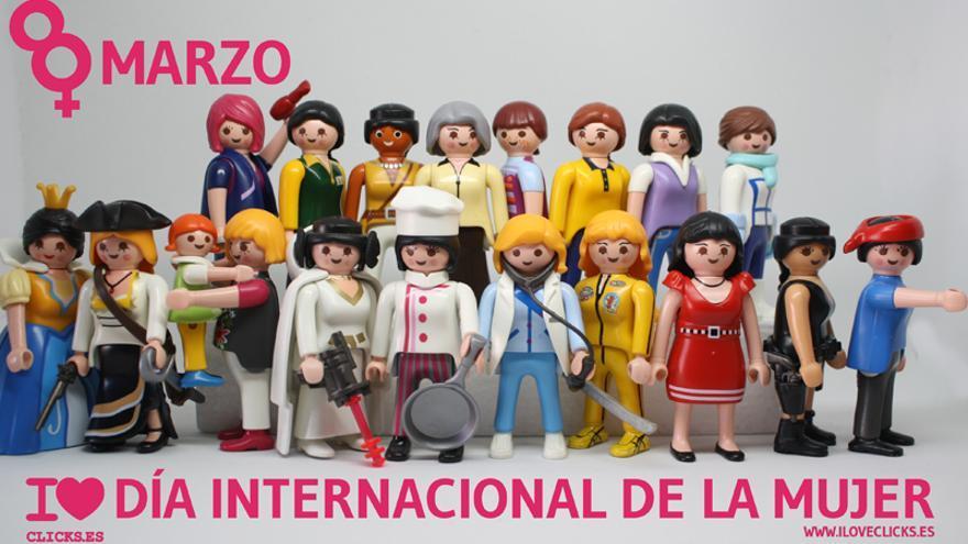 I love Día Internacional de la Mujer