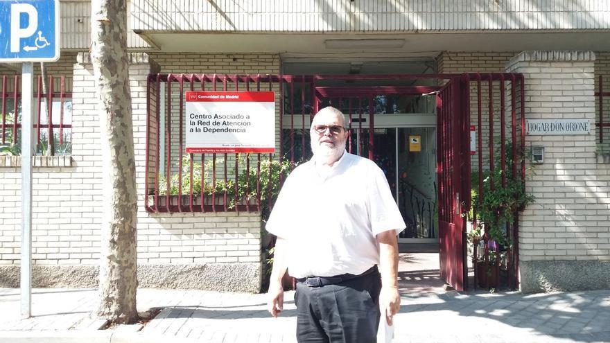El director del Hogar Don Orione, la residencia donde Urdangarin hará el voluntariado. / S.P