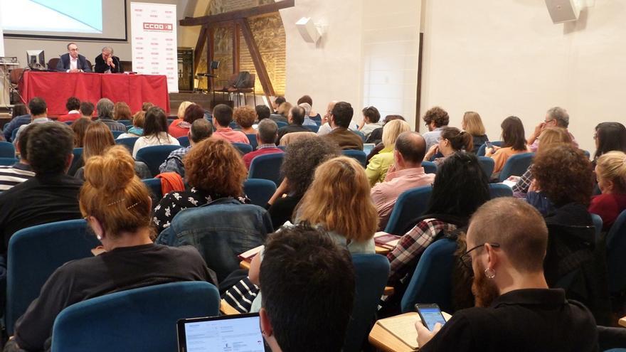 Jornadas sobre Renta Mínima / CCOO-CLM