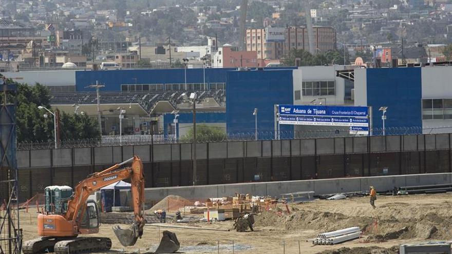 La garita fronteriza de San Ysidro en EE.UU. entra en su última fase de expansión