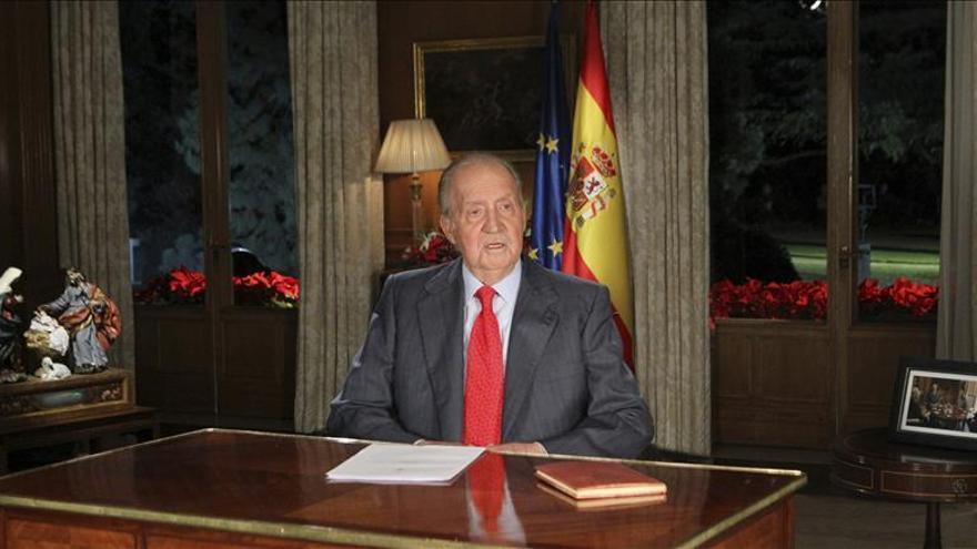 El Rey defiende la unidad de España e insta a respetar las reglas del juego