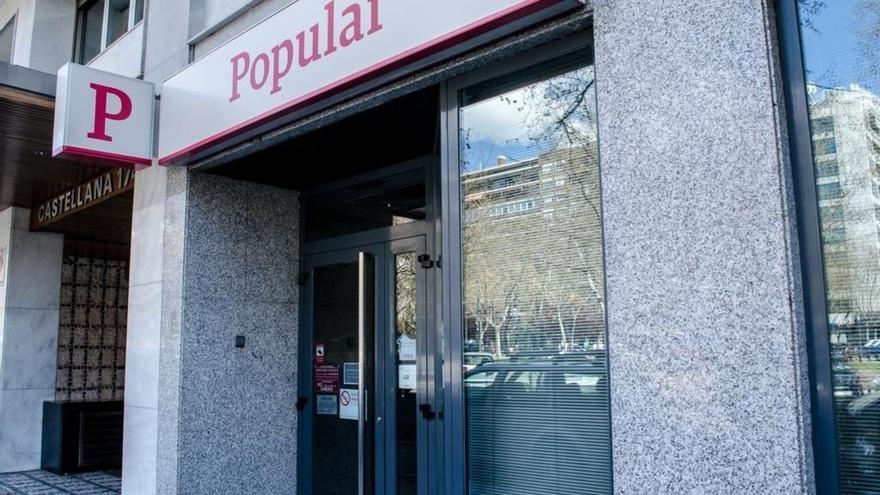 Popular lanza la 'Hipoteca Cereza' para impulsar su negocio de particulares