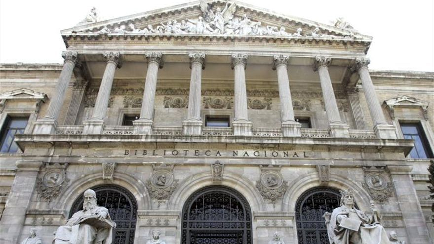 La Biblioteca Nacional pierde un 0,39% en su presupuesto para 2015