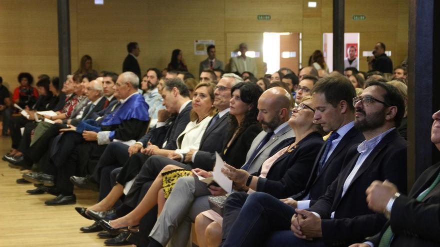 Inauguración acto unviersitario UCLM