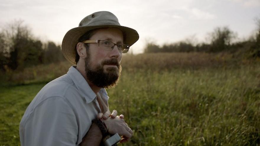El escritor Paul Kingsnorth en una imagen de archivo.