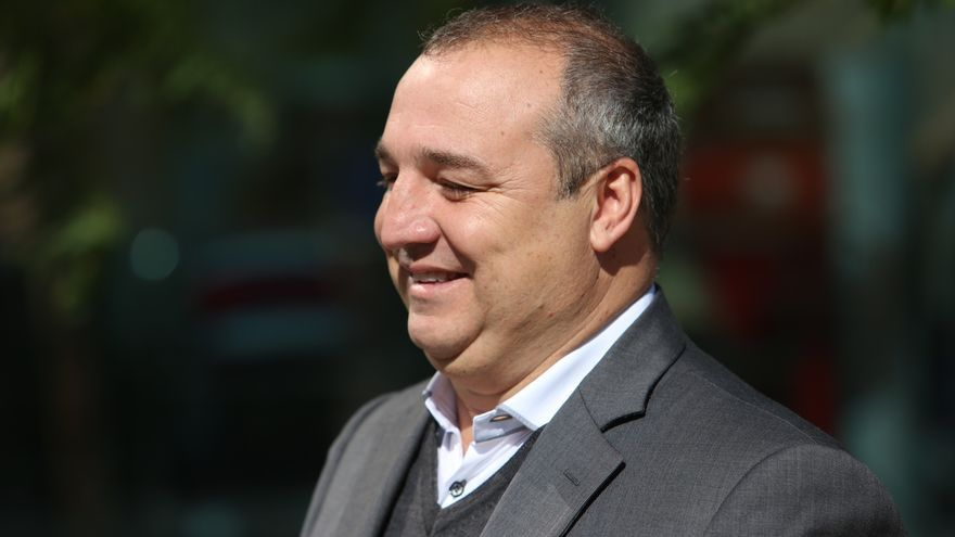 El empresario Miguel Ángel Ramírez (ALEJANDRO RAMOS)