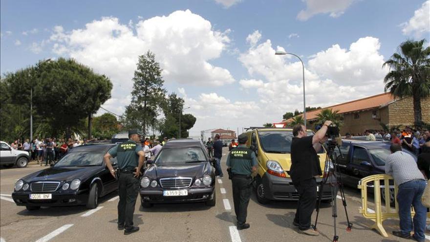 Monterrubio recuerda hoy a los cinco niños muertos en un accidente de autobús