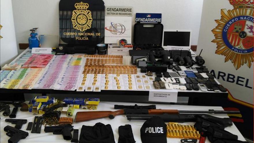 Detenidos en Marbella 4 franceses que secuestraron dos meses a un empresario