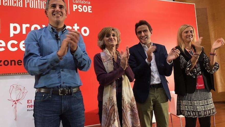 Zuloaga: El PSOE está preparado para liderar el Gobierno de Cantabria