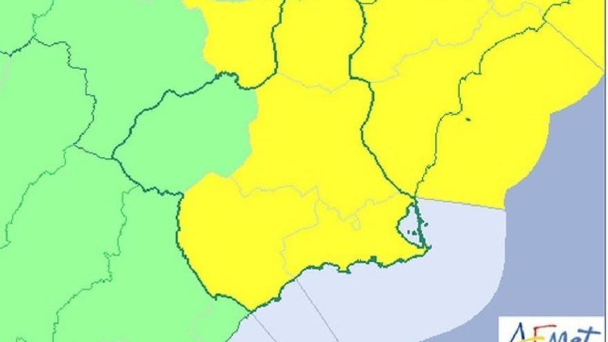 Activada la preemergencia de los servicios municipales ante el aviso amarillo por gota fría