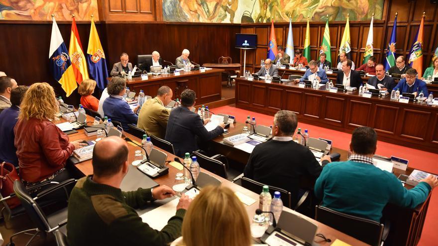 Consejo Insular de Corporaciones Locales del Cabildo de Gran Canaria