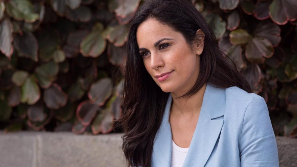 Vidina Espino, exportavoz de Ciudadanos en el Parlamento de Canarias