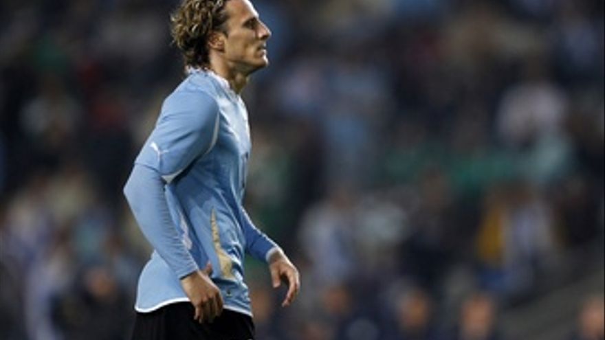 Forlán Con La Selección De Uruguay