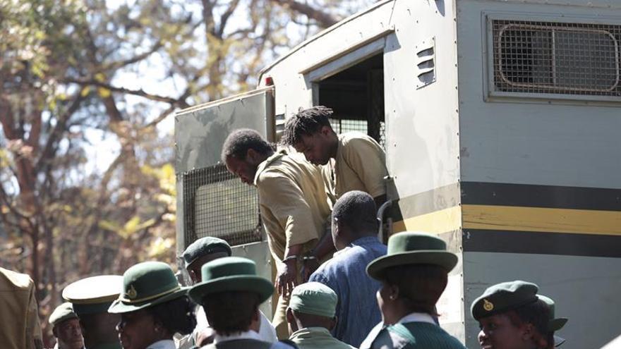 El Tribunal Supremo levanta la prohibición de las protestas en Zimbabue
