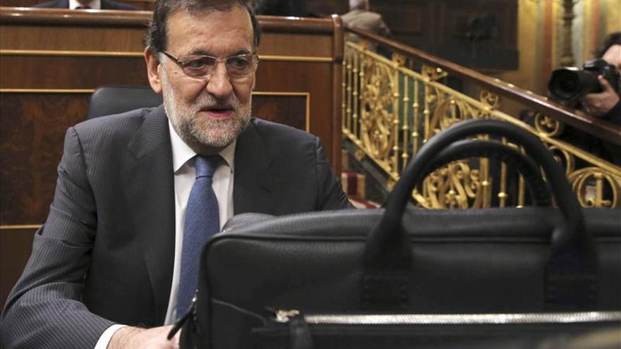 Rajoy defenderá la mejora económica lograda y sus reformas en el debate de la nación