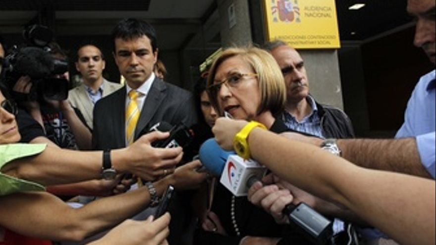Rosa Díaz Presenta Denuncia Por Bankia