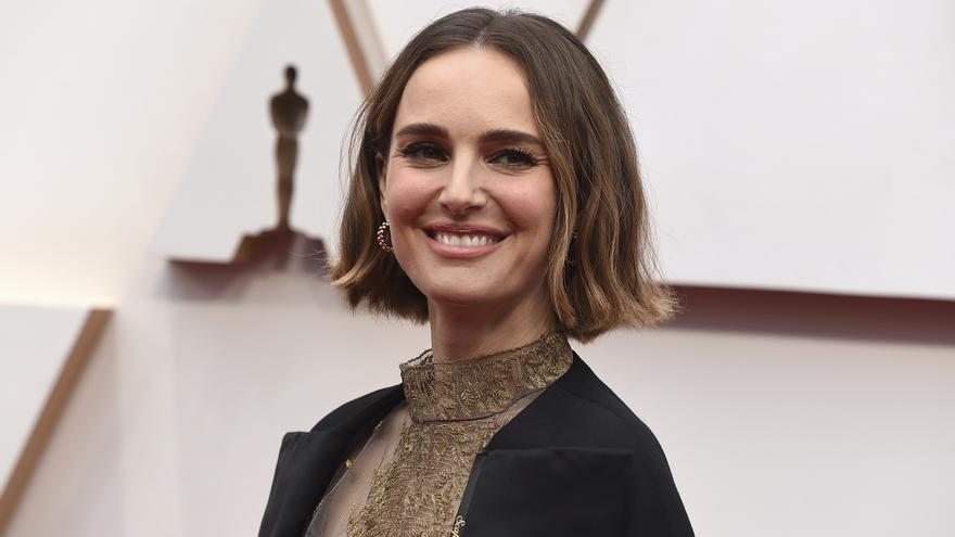 Natalie Portman, en los Oscars 2020