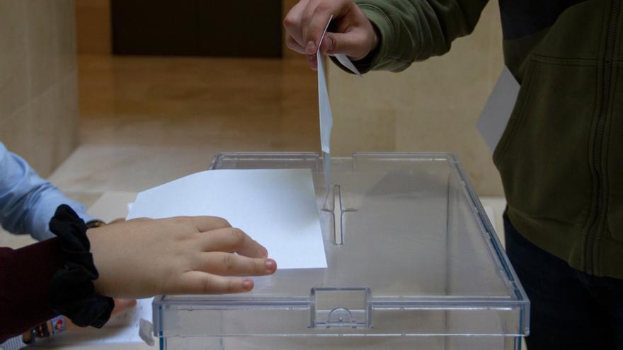 El reparto es el provisional con un 84% del recuento de votos