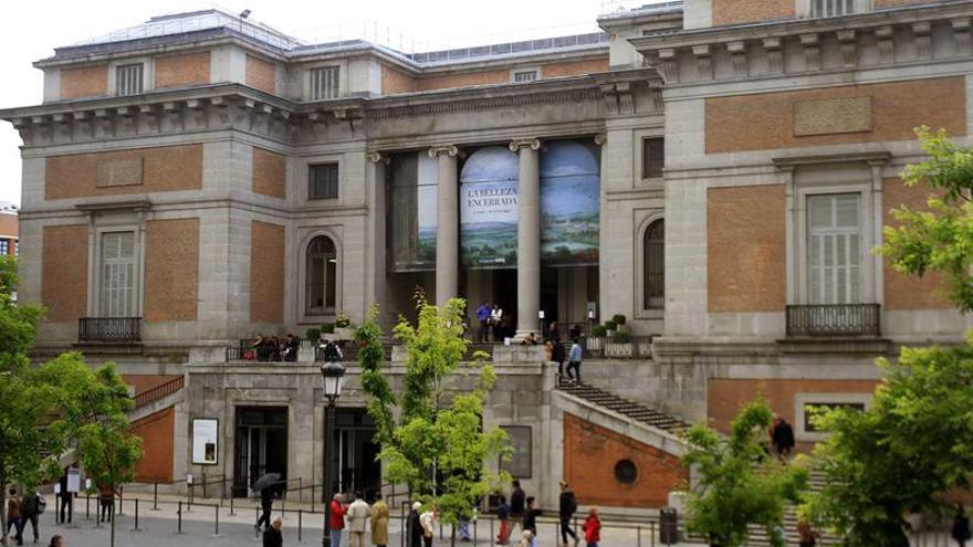 """La exposición """"Hoy toca el Prado"""" para ciegos seguirá viajando por España"""