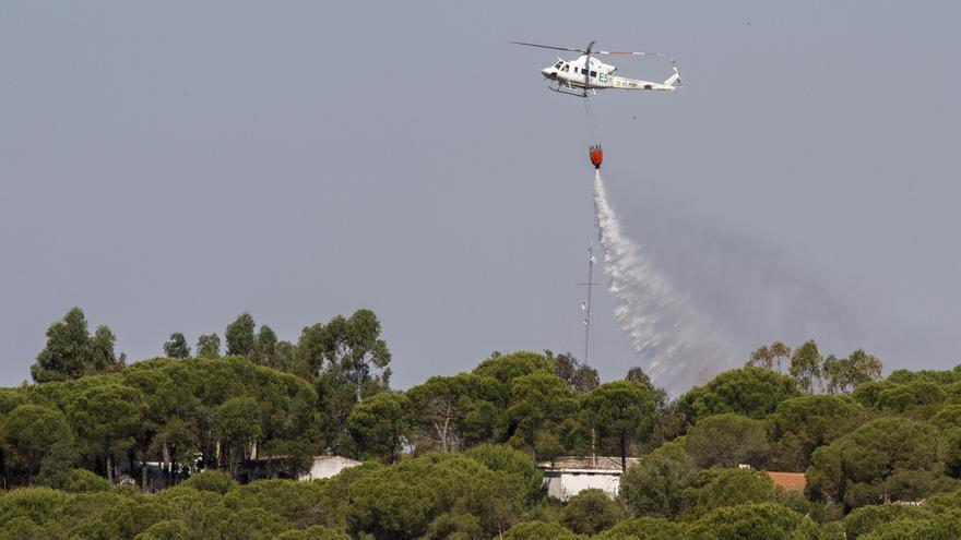 El fuego arrasa más de 3.200 hectáreas hasta el 11 de agosto en 118 incendios, casi 400 más que hace un año