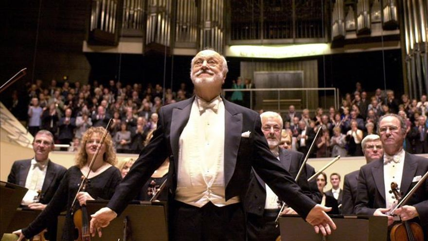 El director de orquesta Kurt Masur muere a los 88 años