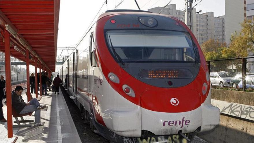 Una incidencia en la señalización provoca retrasos en los trenes de Cercanías de Barcelona