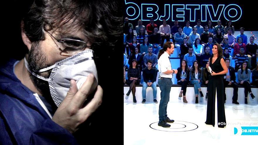 Los Stranger Pigs de Évole y Pastor con Pablo Iglesias