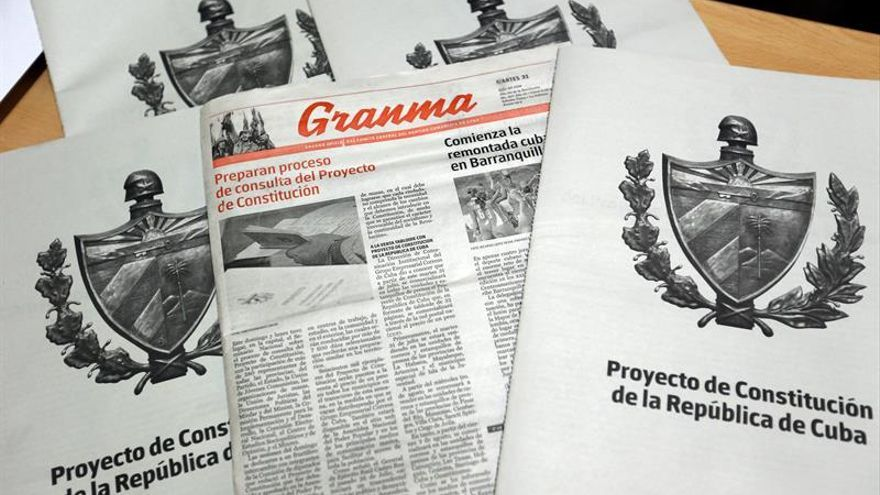 """La nueva Constitución cubana, entre """"realities"""" y series en el Paquete Semanal"""
