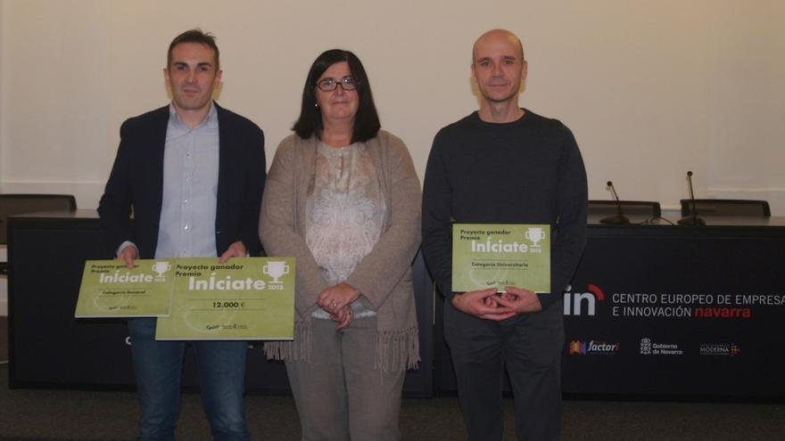 Un proyecto para elaborar bebidas sin alcohol, ganador de los 12.000 euros de los Premios InÍciate