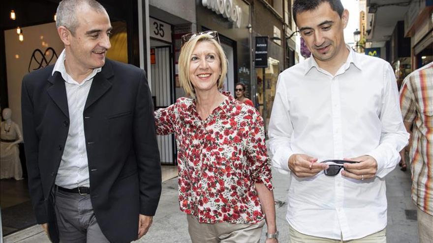 """Rosa Díez pide a los electores que vayan a las urnas con """"un voto crítico"""""""
