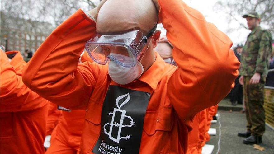 AI pide el cierre de Guantánamo en el decimocuarto aniversario del penal