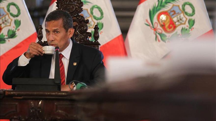 Humala afirma que tiene una muy buena relación con Mario Vargas Llosa