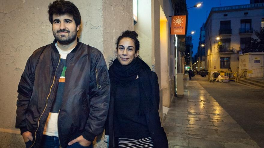 Marc Bertomeu i Bea Rilova participaran en el 9-N en clau de protesta envers l'Estat i el TC / Enric Català